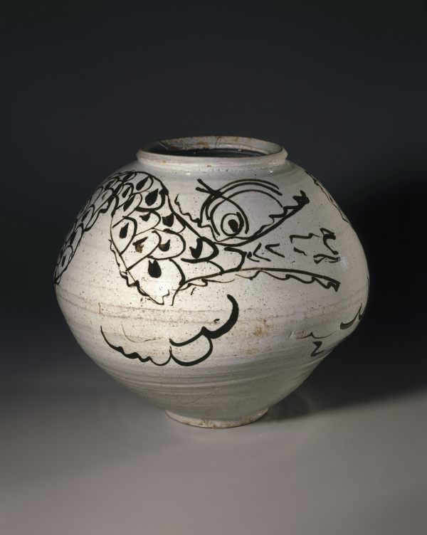 Jar Dragon Decoration, Korea