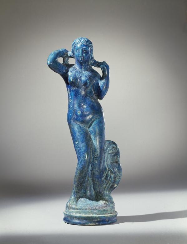 Statuette of Aphrodite Anadyomene