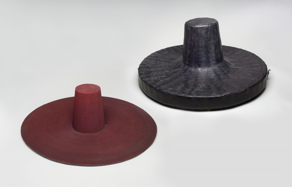 Korean Official's Hat for Ceremonial Occasions