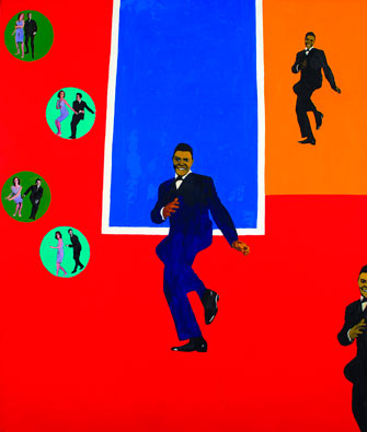 Rosalyn Drexler: Chubby Checker