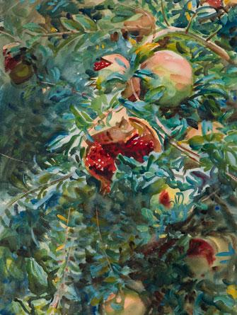 John Singer Sargent: Gourds
