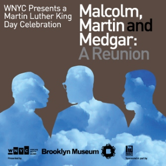 WNYC Martin Luther King Jr. Day