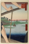 Haneda Ferry and Benten Shrine
