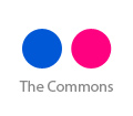 The Commons on Flickr screenshot