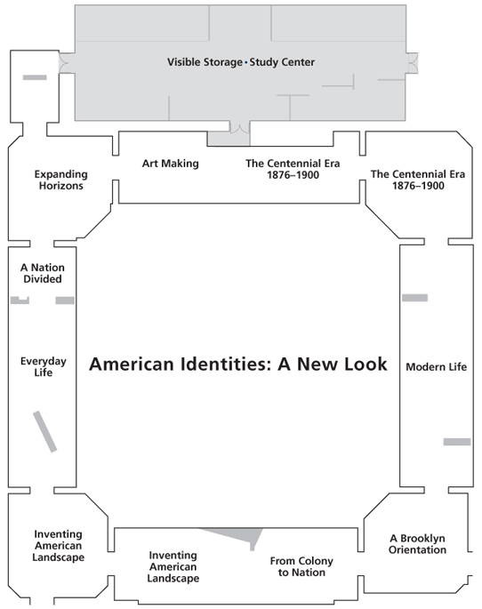 100 floor plan of a museum museum floor plan big for Traditions of america floor plans